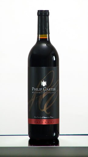 Philip Carter Winery Oatlands Norton Red