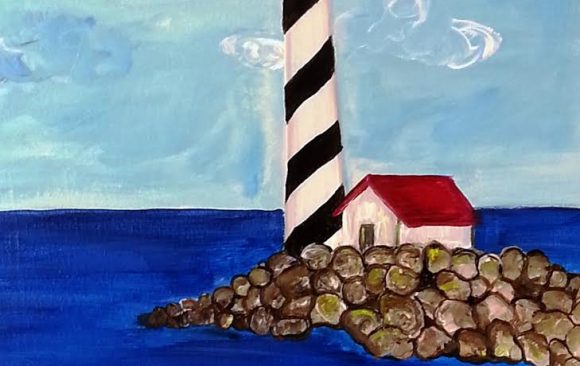 Paint and Sip Event with Creative Mankind - Saturday, July 29th