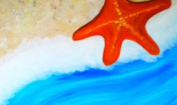 Paint and Sip Event with Creative Mankind - Sunday, July 29th