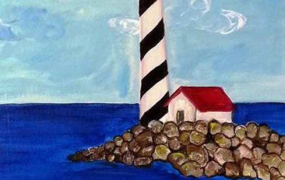 Paint and Sip Event with Creative Mankind: Saturday, June 17th
