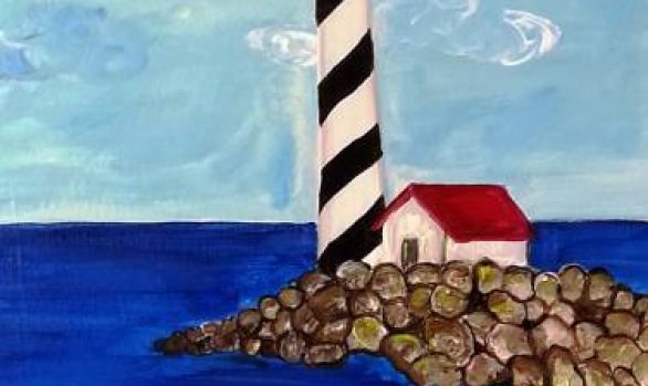 Paint and Sip Event with Creative Mankind: Saturday, June 24th