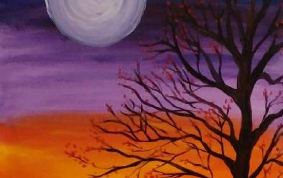 Paint and Sip Event with Creative Mankind: Saturday October 7th