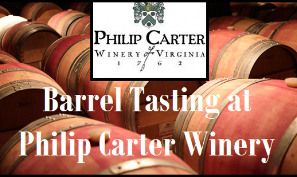 Saturdays in March: Barrel Tasting Series - The Art & Science of Wine