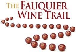 Fauquier wine trail Logo