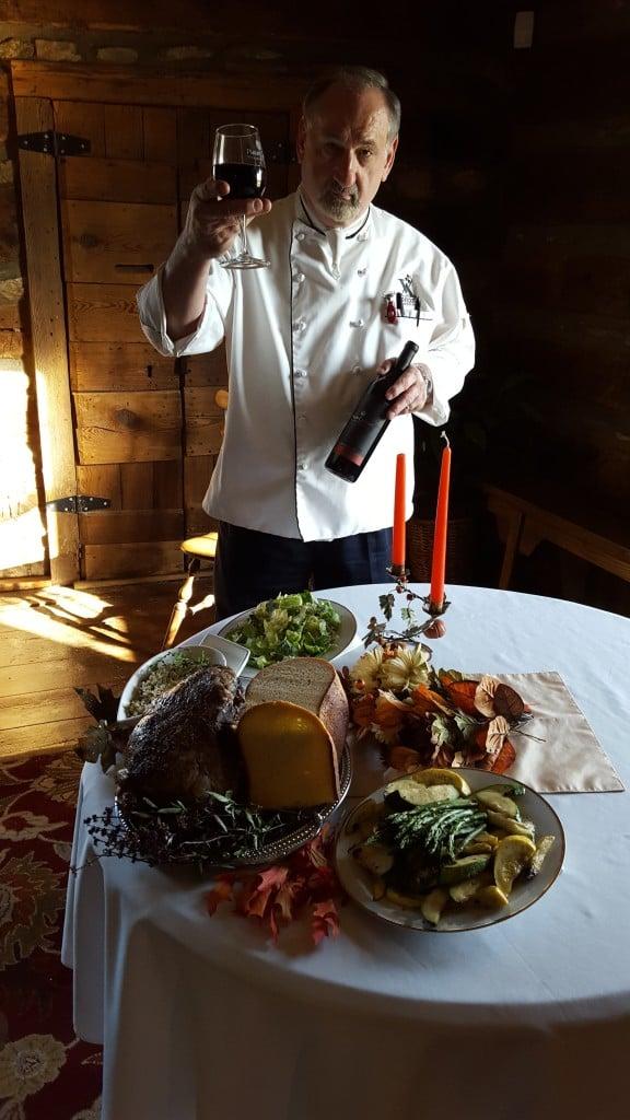 Chef Randy S. Beattie