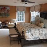 The Inn at Vineyards Crossing Hume Fauquier northern Virginia Bed and Breakfast Grand Cru room