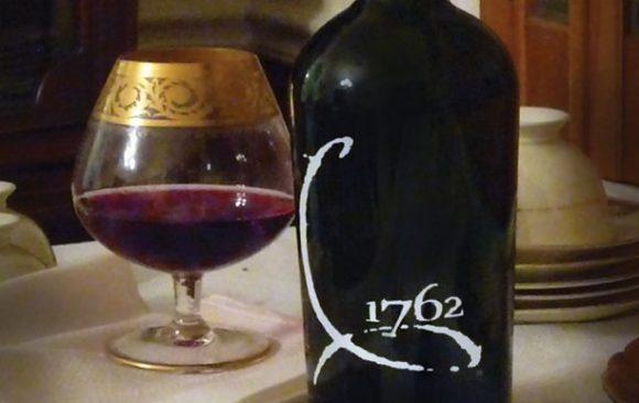 Wine Club Discount Day! October 20th – The Tasting of 1762