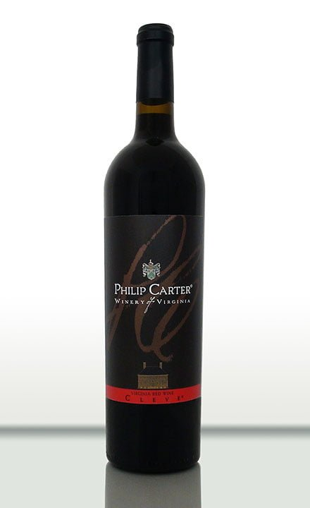 Philip Carter Winery Cleve red wine