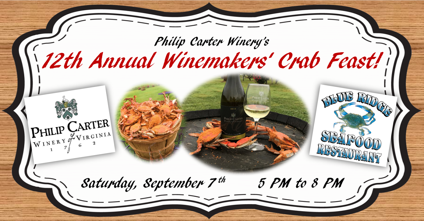 The 12th Annual Winemaker's CrabFest