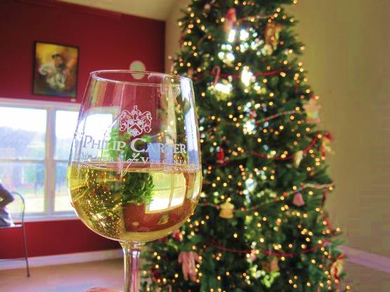The Philip Carter Wine Club Christmas Party Weekend(s)