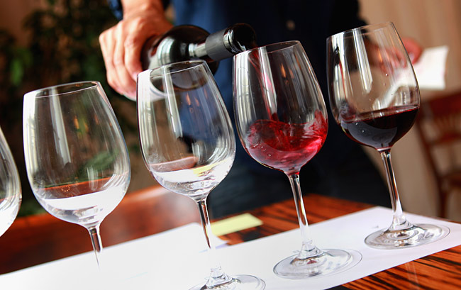 Annual Thanksgiving Weekend Specials and Vertical Tasting Tradition