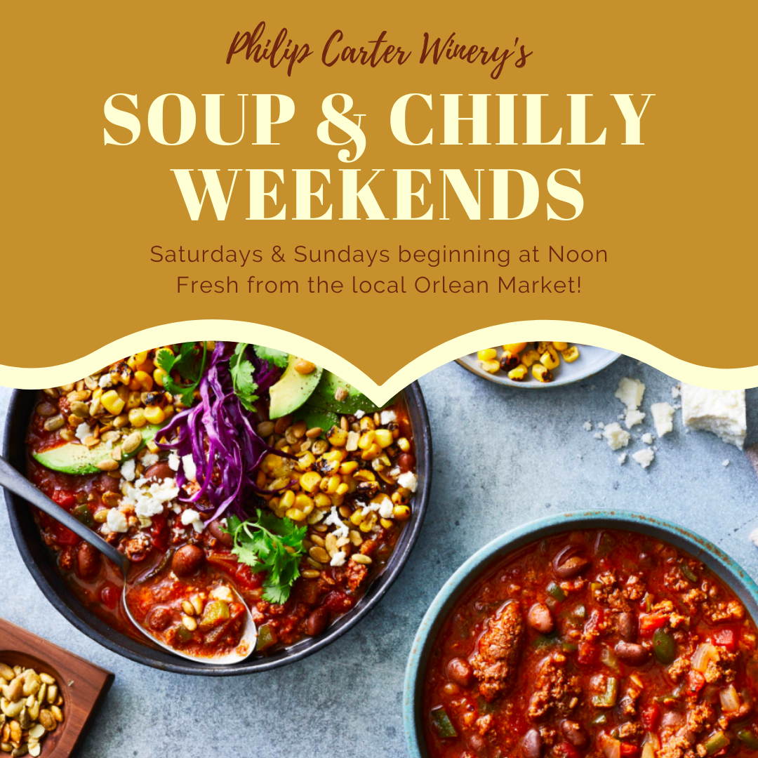 Soup & Chilly Weekends